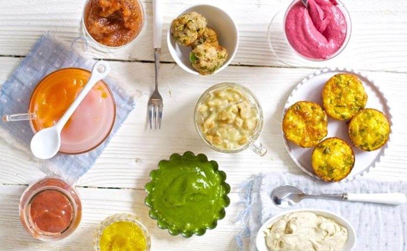 শিশুর বৃদ্ধিতে নানান পরিপূরক খাবার - shajgoj.com