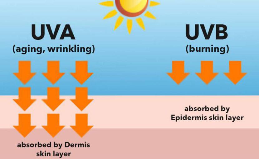 বলিরেখার প্রধান কারণ UVA ray - shajgoj.com