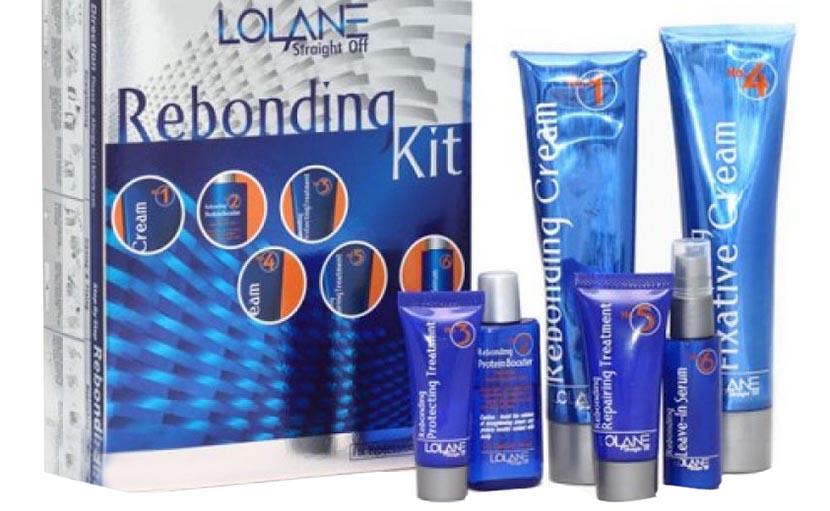 রিবন্ডিং টিপসঃ রিবন্ডিং করতে LOLANE Rebonding Kit - shajgoj.com