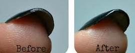 wrap your nail polish