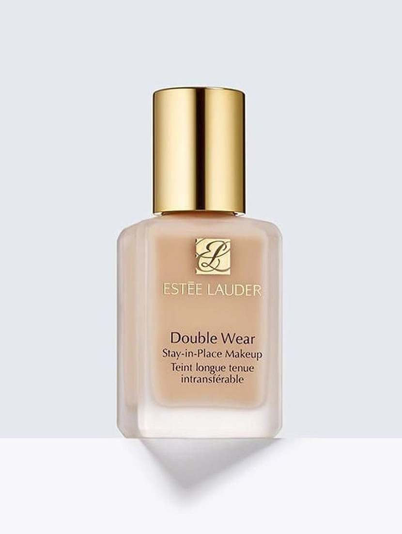 তৈলাক্ত ত্বকের মেকআপে Estee Lauder Double Wear Stay-In-Place Foundation - shajgoj.com