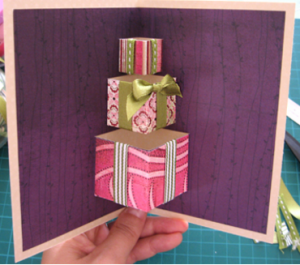 pop up card 7