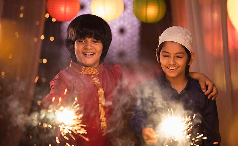 শিশুদের ঈদ পালন - shajgoj.com