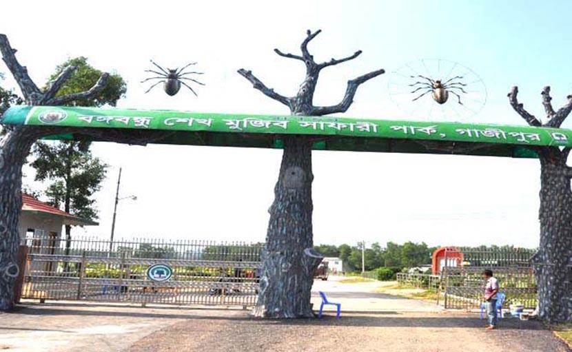ছুটির দিনে ঘুরে আসার মত জায়গা বঙ্গবন্ধু সাফারি পার্ক - shajgoj.com