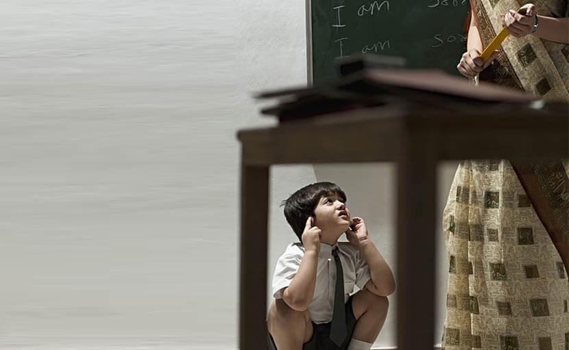 ছাত্র শিক্ষকের পিটুনি খেয়ে বড় হয়ে শিক্ষক হলে একই কাজ করে - shajgoj