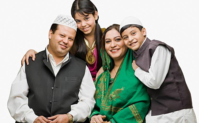 রামাদানে হাসিখুশি পরিবার - shajgoj.com