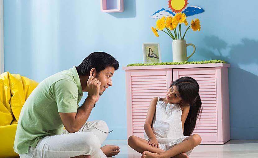 সন্তানকে আয়ত্বে আনতে সরি বলুন - shajgoj.com