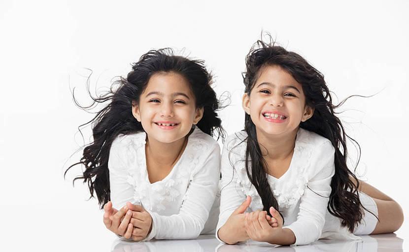 অভিন্ন টুইন বেবি বা Identical Twin - shajgoj.com