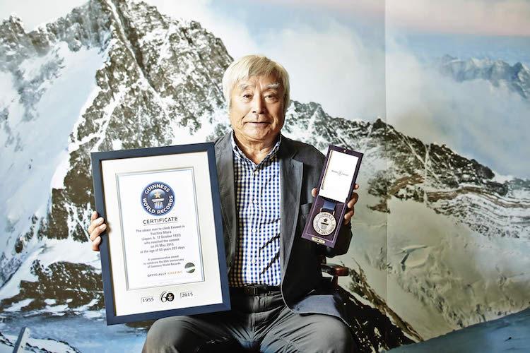 মনের বয়সে তরুণ Yuichiro Miura ৮০ বছর বয়সে হিমালয় জয় করেন - shajgoj