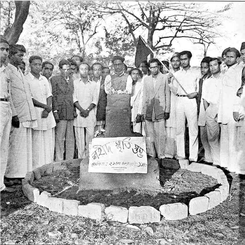 শহীদ স্মৃতি স্তম্ভ - shajgoj.com