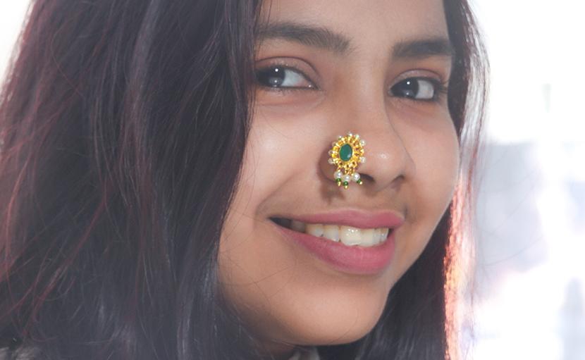 ফ্যাশনে নাকছাবি - shajgoj.com