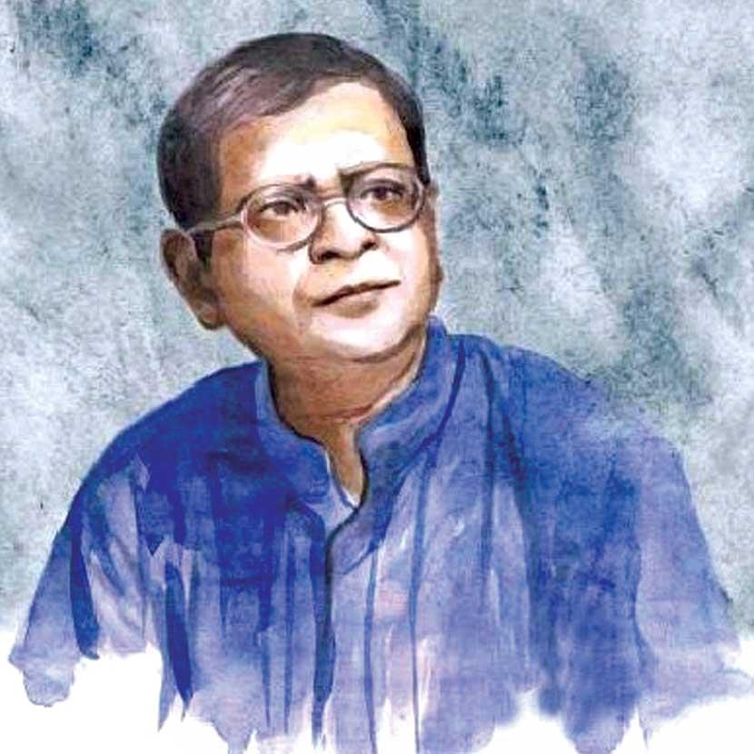 লেখক হুমায়ুন আহমেদের জলচিত্র - shajgoj.com