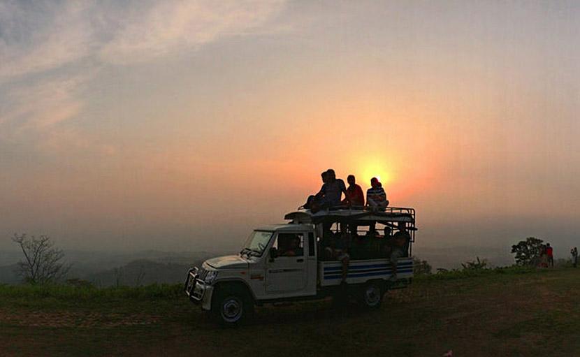 চাঁদের গাড়ি সাজেক - shajgoj.com