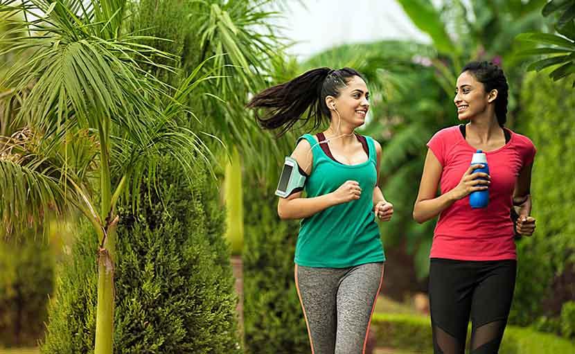 মাঝে মাঝে জগিং করা - shajgoj.com