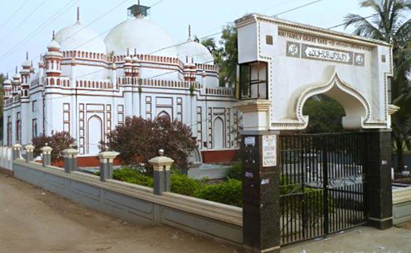 করটিয়া জমিদার বাড়ির মসজিদ - shajgoj.com