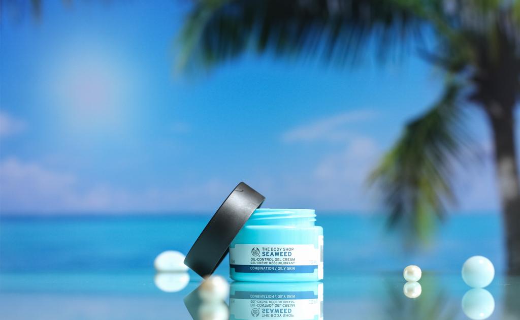 দা বডিশপ সিউইড অয়েল কন্ট্রোল জেল ক্রিম (The Body Shop Seaweed Oil Control Gel Cream)